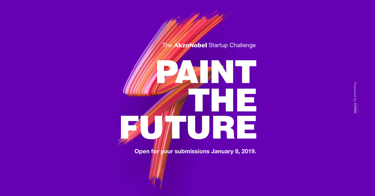 Paint The Future - Challenges 2019